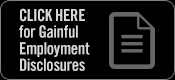 Gainful Employment Disclosure Button