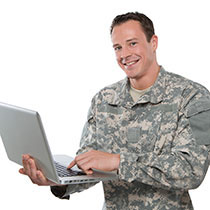 Can You Get Military Grants For Online Colleges?, January 07, 2015